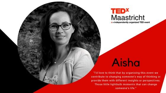 Get to know the team: Aisha Weerts