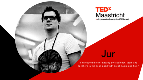 Get to know the team: Jur Rutten
