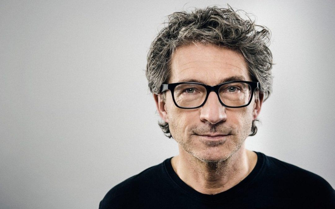 Frénk van der Linden: Curiosity makes the gaps that separate us disappear