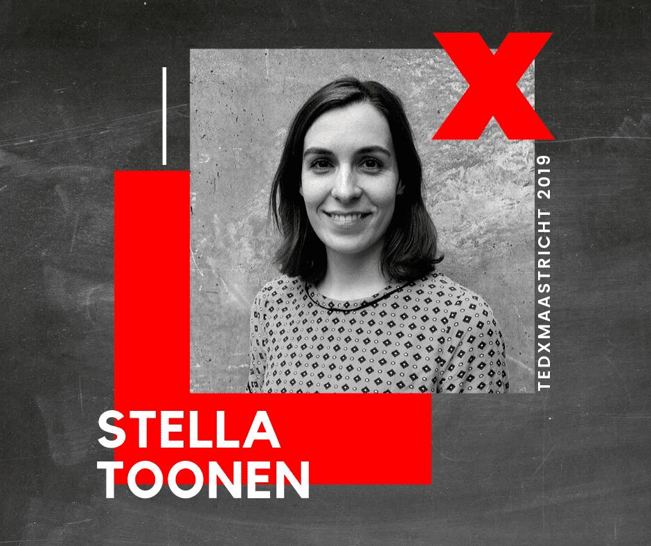 Stella Toonen - Speaker TEDxMaastricht 2019